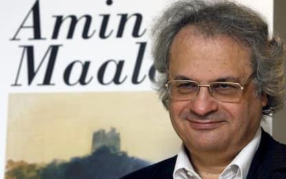 Premi: Terzani; Maalouf, c'è bisogno di credere nell'arte