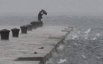 Maltempo: allerta 'rossa' in Fvg per vento, piogge e neve