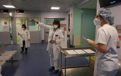 Covid:Sissa,Fvg e Trento pressione su sanità più alta Italia