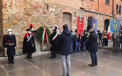 Giorno Memoria: iniziata cerimonia a Risiera San Sabba