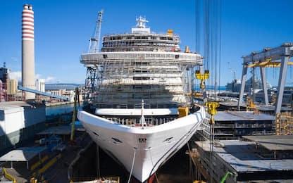 Fincantieri:pesa Covid,perdita 245mln,previsto utile in 2021