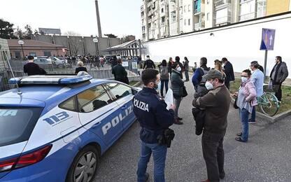 Lite e rapina in centro a Pordenone, 4 arresti