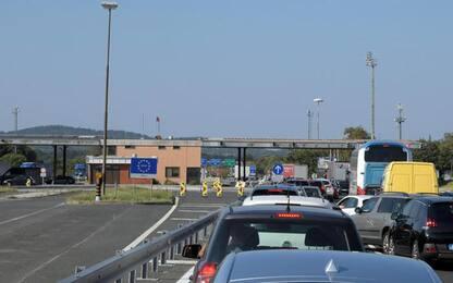 Covid:Unione Italiana, misure alternative ai confini sloveni