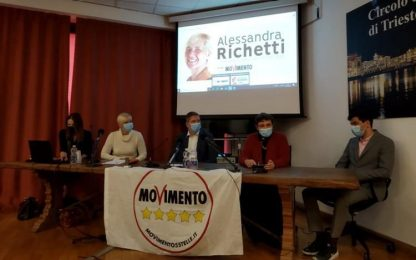 Comunali: Richetti è la candidata M5s a sindaco di Trieste