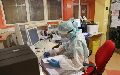 Covid: in Fvg 82 casi su 1.605 test, 11 decessi