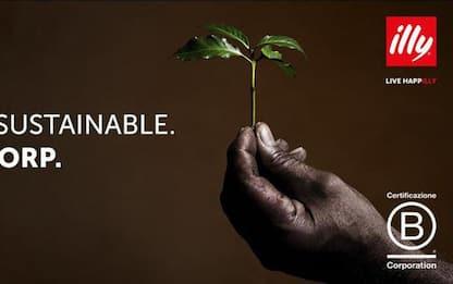illycaffè sempre più sostenibile, diventa B corp