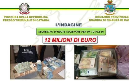 Mafia: Gdf sequestra 12 mln beni in sei regioni e in Albania
