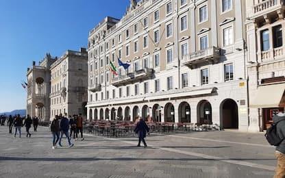 Covid: Trieste si prepara al 26 aprile, tutti in strada