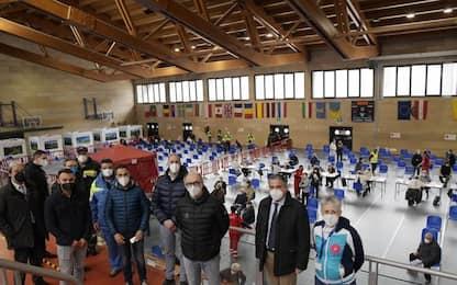 Vaccini: Riccardi, centro Tarvisio potenzia offerta montagna