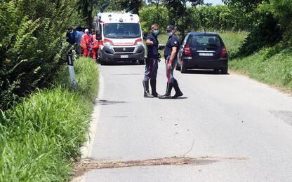 Si allenava su strada, travolta, muore ciclista di 17 anni