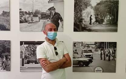 Foto: mostra ricorda i 30 anni dalla guerra in ex Jugoslavia