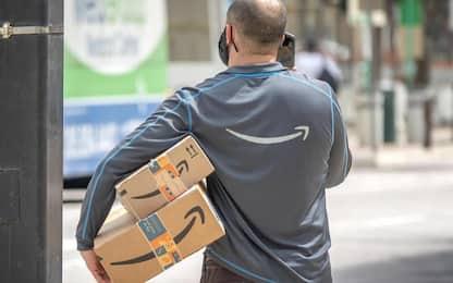Amazon apre a Udine nuovo deposito di smistamento