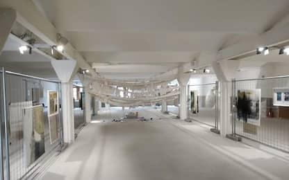 Arte: a Bid Trieste esposte le 'trasformazioni silenziose'