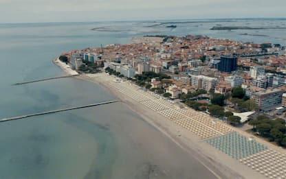 Spiagge: Lignano, sindaco, 'per ora poco movimento'