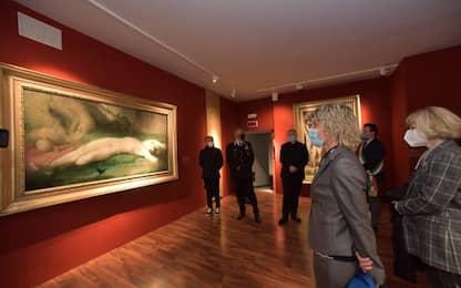 Da Balla a Monet, 30 capolavori a Illegio