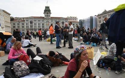 Green pass: portuali Trieste si dissociano da protesta