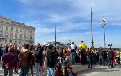 Green pass: nuovo Coordinamento 15/10 guida protesta Trieste