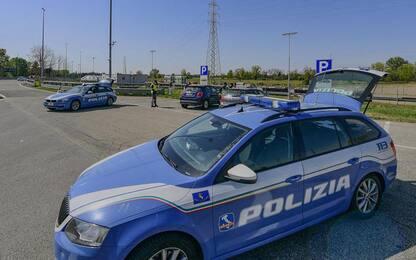 Multa record a camionista,88 sanzioni e conto da 27mila euro