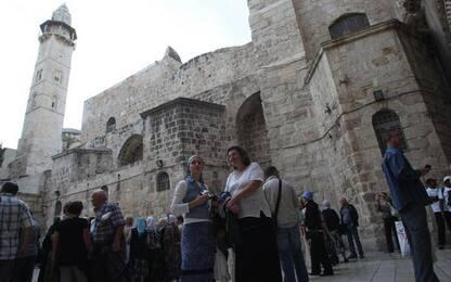 A Pentecoste evento tra le 7 'Gerusalemme' d'Europa