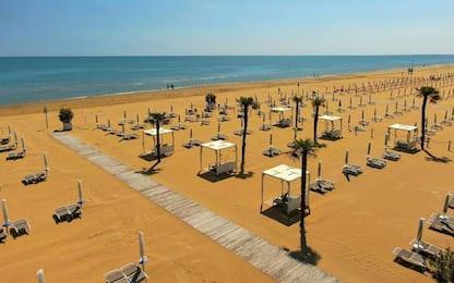 Fase 2: da domani apre spiaggia Bibione, volano prenotazioni