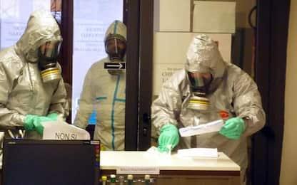 Polvere in busta a Comune Treviso