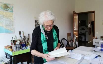 Le trame di Anna Moro-Lin per tessere i colori di Venezia