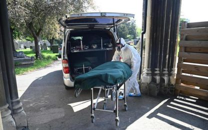 Padova, 8 positivi Covid dopo funerale
