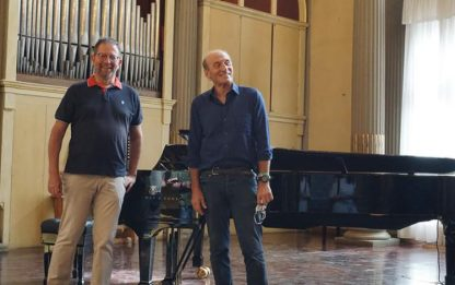 Principe saudita dona pianoforte a Conservatorio Venezia