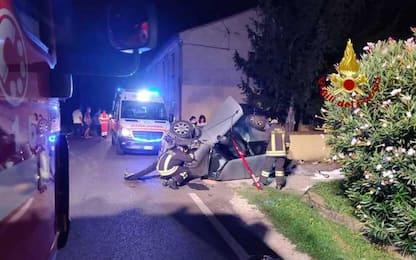 Incidenti stradali: muore 53enne nel Vicentino
