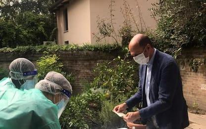Elezioni: Veneto, Lorenzoni dopo Covid vota da casa