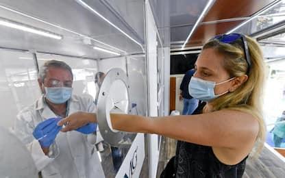 Coronavirus: Veneto, 103 positivi, calo isolati, ricoveri su