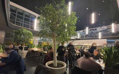 Dpcm:cena alle 5 in ristorante Mestre, anche sindaco Venezia