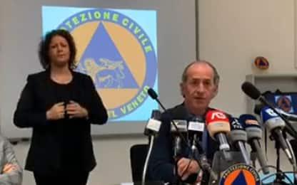 """>ANSA-IL-PUNTO/COVID:Veneto oltre 2.000 casi, """"è turbolenza"""""""