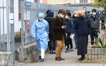 >ANSA-IL-PUNTO/COVID:Veneto, boom casi e stress su ospedali