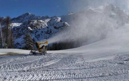 >ANSA-IL-PUNTO/COVID:Zaia,siano comuni linee guida piste sci
