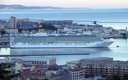 Crociere: in porti italiani -93% passeggeri e 1 mld perso