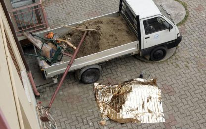Cade da impalcatura, in cantiere Verona muore operaio 38enne