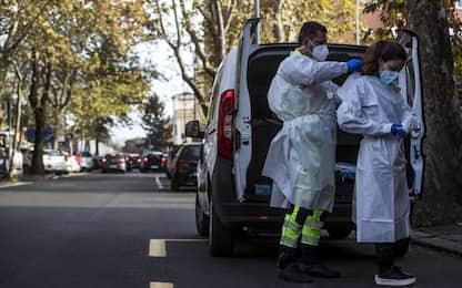 Covid: Veneto, 2.617 nuovi positivi e 33 morti in 24 ore