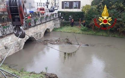Maltempo: Veneto, oltre 140 interventi dei Vigili del fuoco