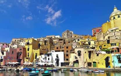 Capitale italiana cultura 2022 è Procida