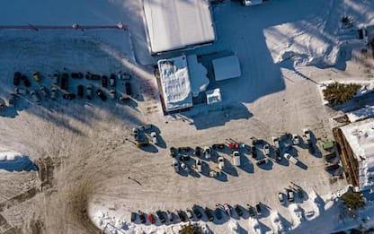 Covid: montagna bellunese protesta contro chiusure