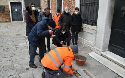 Giorno memoria: Venezia, posate 15 nuove Pietre d'inciampo