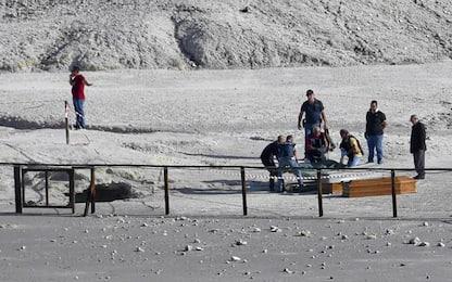 Tragedia Solfatara, una condanna e confisca aree del vulcano