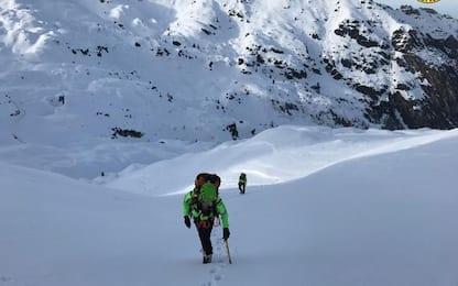 Valanghe: Cnsas Veneto, attenzione a ghiaccio e neve sciolta