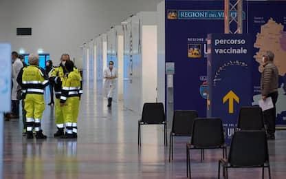 >ANSA-IL-PUNTO/COVID: Veneto,situazione ha 'una buona piega'