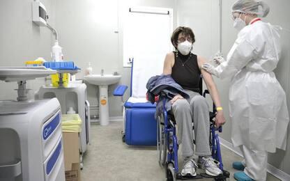 >ANSA-IL-PUNTO/COVID:Veneto, da lunedì vaccini agli over 40