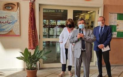 Covid: Fornace Orsoni Venezia dona un mosaico all'ospedale