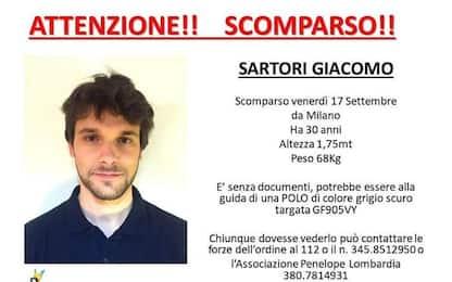 Giacomo Sartori trovato morto in cascina