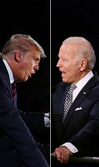 Biden batte Trump. Lo speciale di Sky TG24