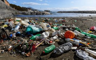 Plastica da riciclare